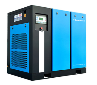 Crownwell Permanent Magnet VSD Screw Compressor